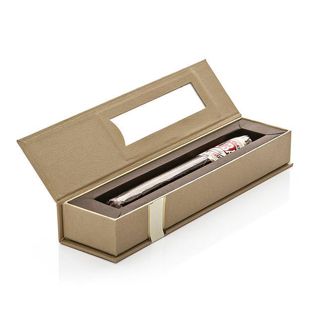 VENCHI 1 PC CHOCOLATE CIGAR GIFT BOX NOUGATINE