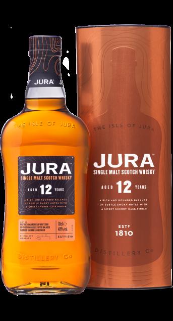 JURA 12YO WHISKY