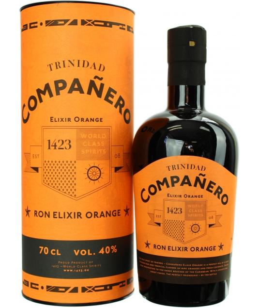 RUM ELIXIR COMPANERO ORANGE 0,7L