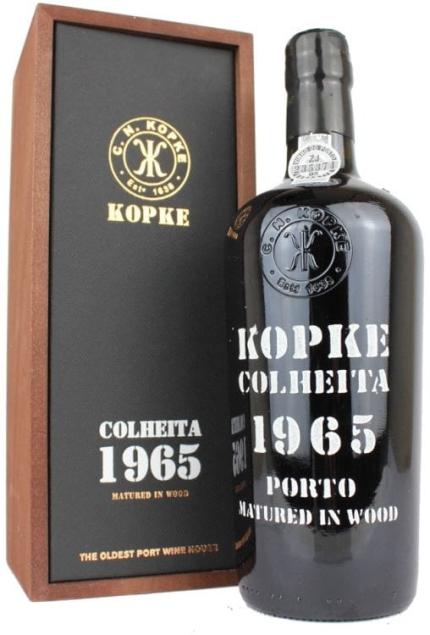 KOPKE COLHEITA 1965 PORTO 20%