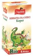 HERBATKA DLA DZIECI - KOPER BIO 20 x 1,5 g