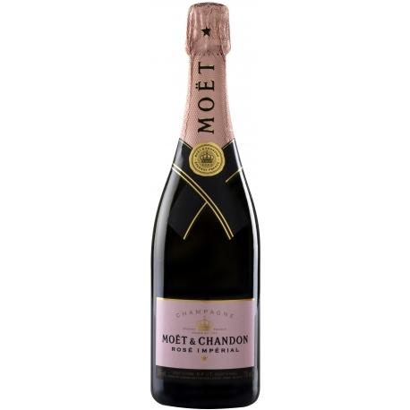Champagne MOET&CHANDON ROSE IMPERIAL 0,75L